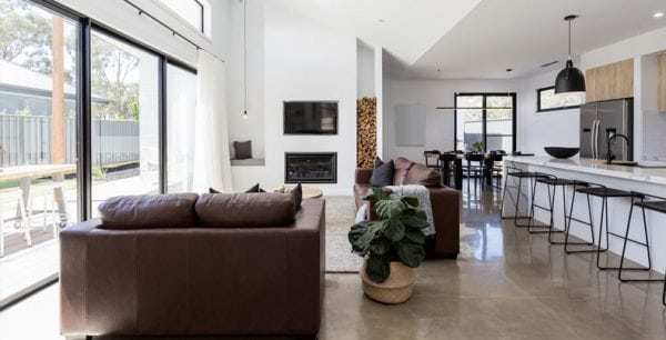 Open Plan Home Perth