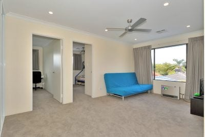 Teenage Retreat in Top Floor Addition in Willetton