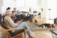 Multi Generation Accessible Living Homes monkeybusinessimages/iStock
