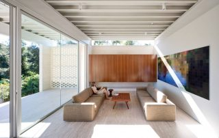 Energy efficient home making use of natural light